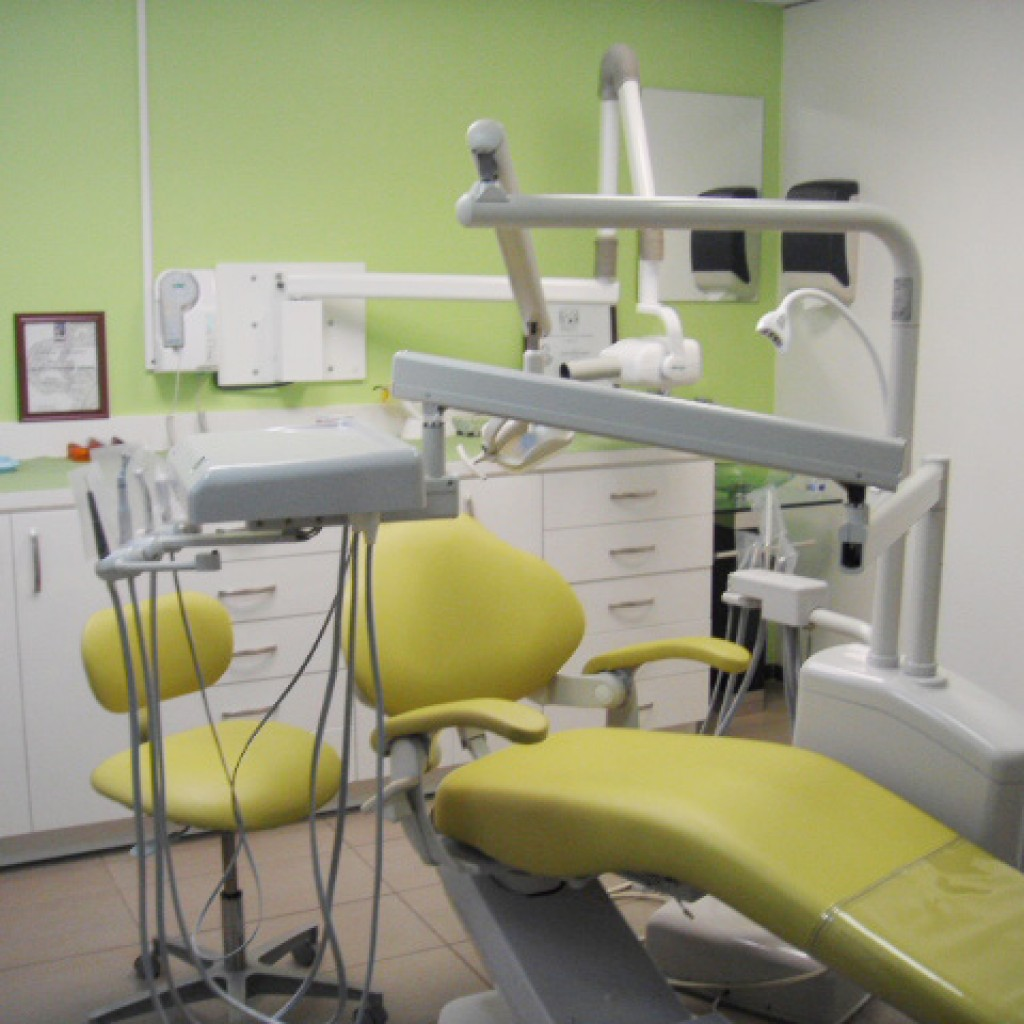 Equipo dental Sure Clinic